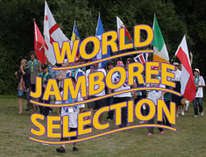 World Jamboree 2011 Selection