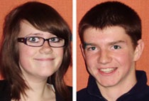 Sophie and Max selected for next World Jamboree