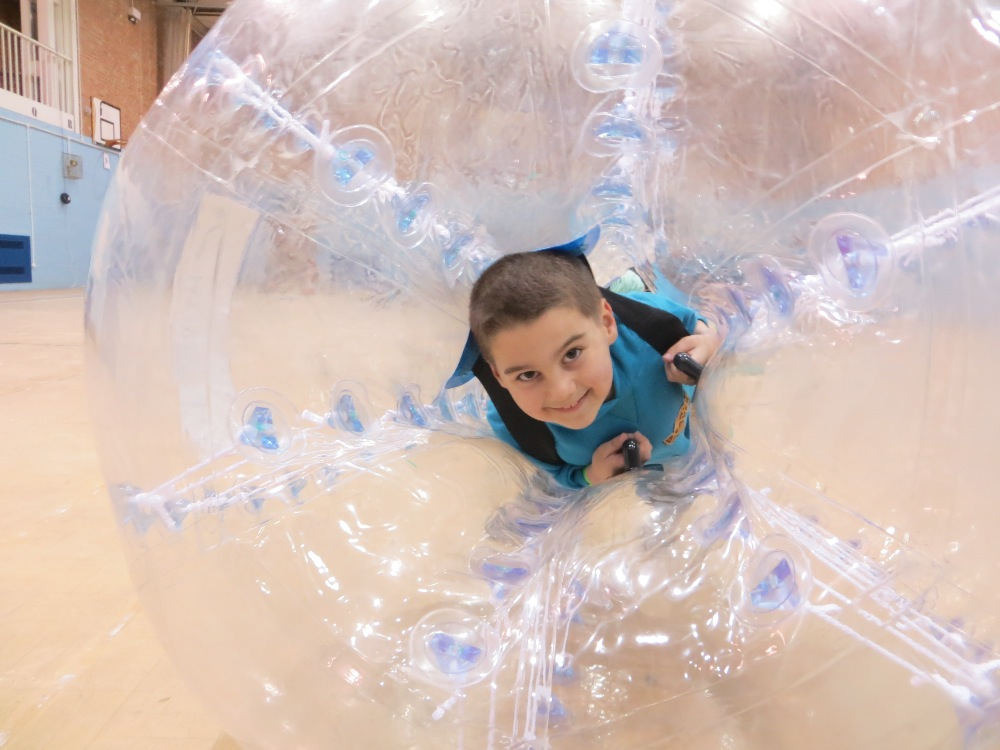 Infinity & Beyond - Body Zorbs